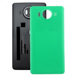 Battery Cover With Side Keys for Microsoft Lumia 950 Green