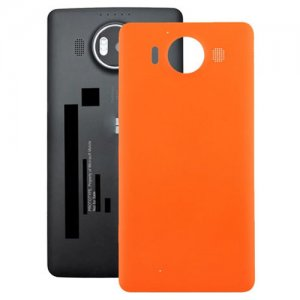 Battery Cover With Side Keys for Microsoft Lumia 950 Orange