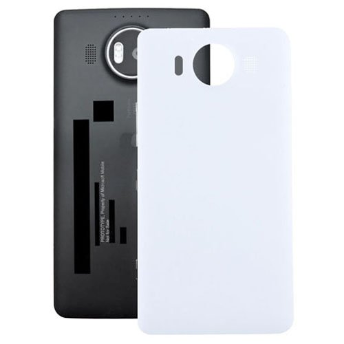 Battery Cover With Side Keys for Microsoft Lumia 950 White