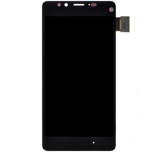 LCD Screen and Digitizer Touch Screen for Microsoft Lumia 950 Black