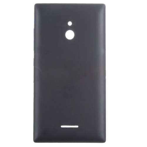 Battery Cover  With Side Keys for Nokia XL Black
