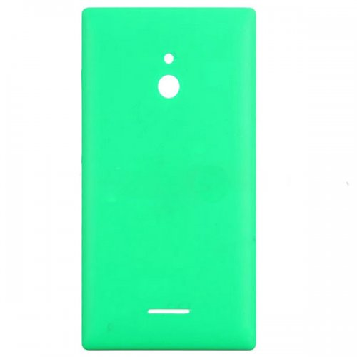 Battery Cover  With Side Keys for Nokia XL Green