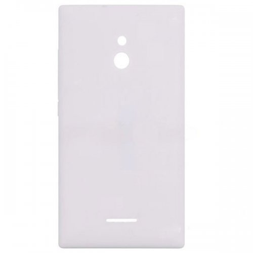 Battery Cover  With Side Keys for Nokia XL White