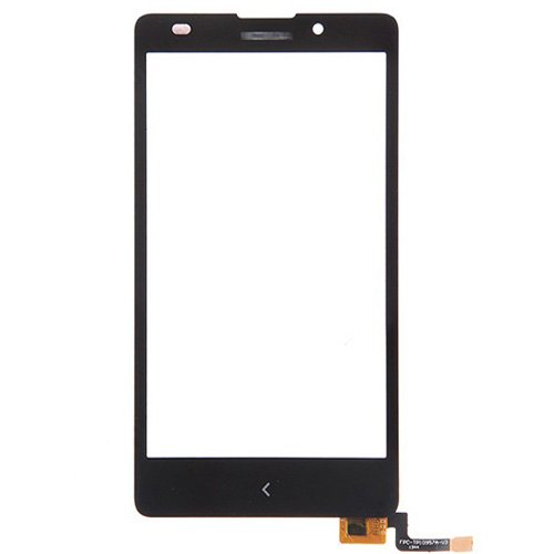 Digitizer Touch Screen for Nokia XL Black