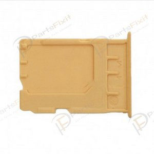 For OnePlus One Sim Card Tray Gold