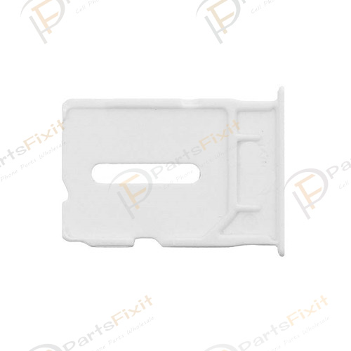 For OnePlus One Sim Card Tray White