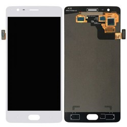 LCD and Digitizer Assembly for OnePlus 3T White
