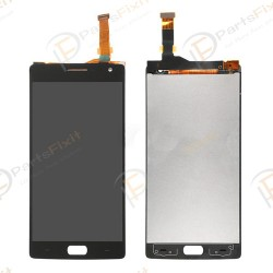 For OnePlus Two LCD with Digitizer Assembly Black