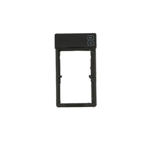 SIM Card Tray for OnePlus 2 Black
