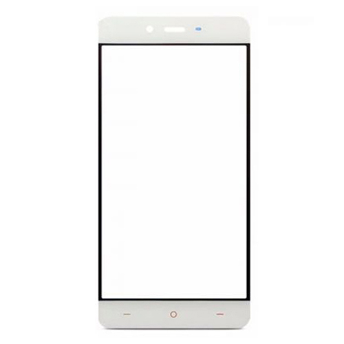 Front Glass Lens for OnePlus X White (Third Party)
