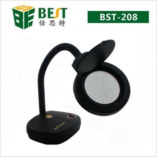BST-208 Magnifier lamp