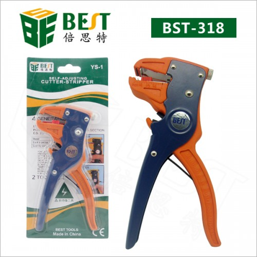BST-318 Stripping pliers
