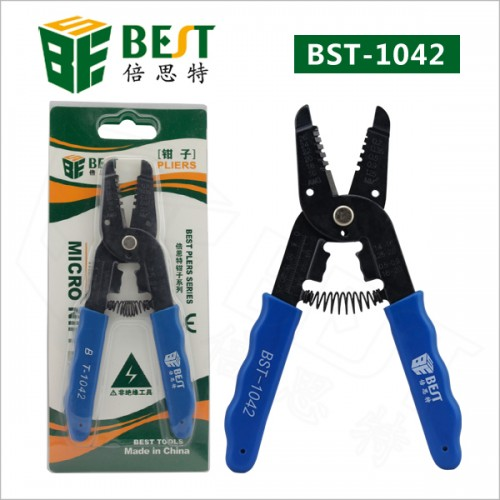 BST-1042 Stripping wire pliers