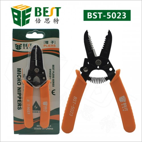 BST-5023 Stripping wire pliers