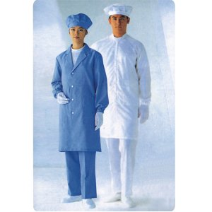 Antistatic Highly clean gown