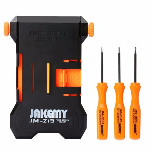 Adjustable Fixed Screen Repair Holder for iPhone 6s 6 Plus Teardown Work Fixture and PCB Holder Clamp Jakemy JM-Z13