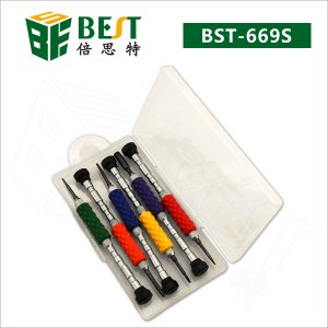 6 in 1 Screwdriver Set #BST-669S