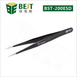 Metal Tweezer Repair Tool for repairing cell phones #BST-200ESD