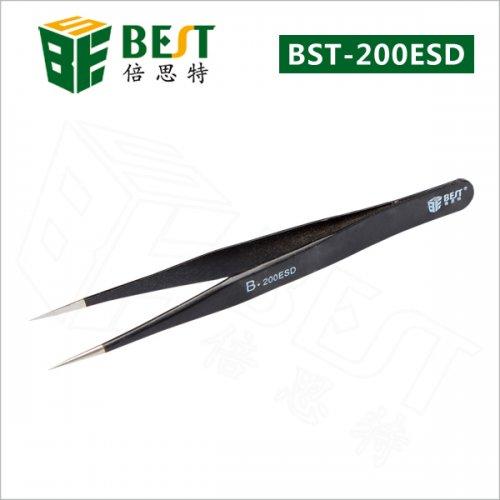 Metal Tweezer Repair Tool for repairing cell phones #BST-200ESD