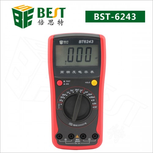 High Accuracy Capacitance Meter #BST-6243