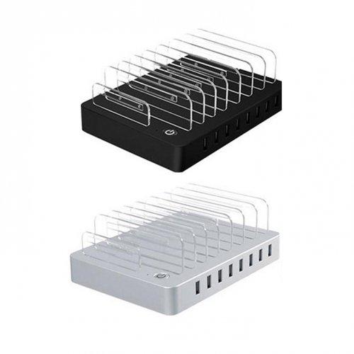 USB Charging Station AC100-240V 8 Ports(Random Col...