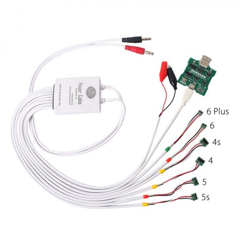 Professional Power Supply Current Test Cable with ...