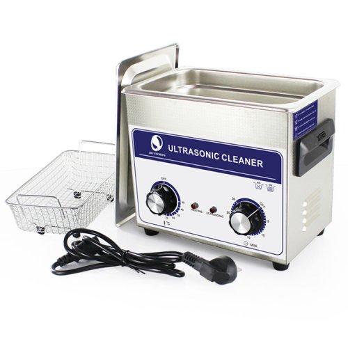 Timer & Heater JP-020 Ultrasonic Cleaner 3.2L Hardware Accessories Motor Washing Machine