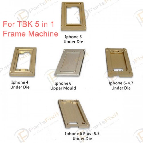 Frame Mould for TBK 5 in 1 Frame Machine