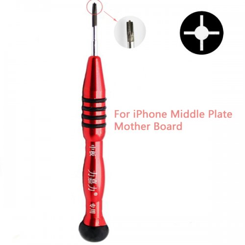 For iPhone Middle Plate Mother Board Screwdriver