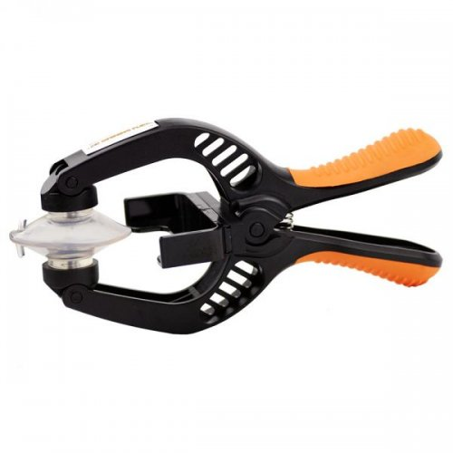 Suction Cups LCD Opening Pliers Clamp Repair Tool for iPhone Samsung Sony etc