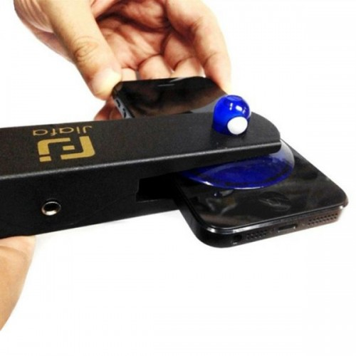 Double Suction Cups with Metal Handle Disassembly Opening Tool for iPhone and iPod repairing