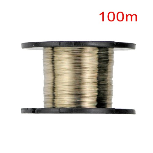 100M 0.1MM Alloy Wire for Separating Touch Screen Panel LCD