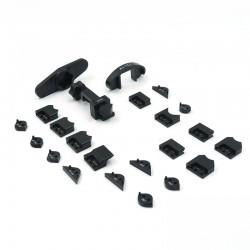 26 in 1 Gtool GB1100 iCorner Kit for iPod iPad iPhone Series Corner Sidewall Bend Fix frame Repair Tool Set