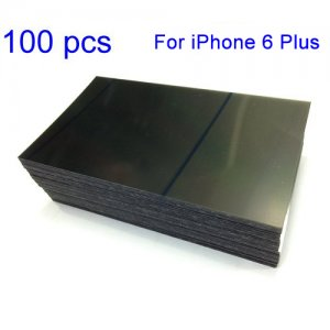 For iPhone 6 Plus 6s Plus 7 Plus 8 Plus LCD Polarizer Film 100pcs/lot