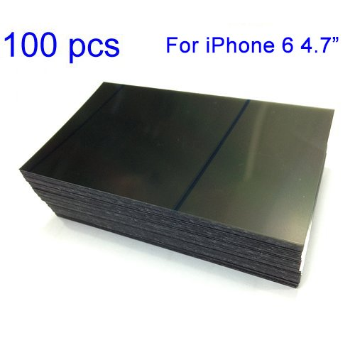 For iPhone 6 6s 7 8 LCD Polarizer Film 100pcs/lot