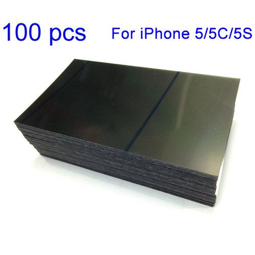 For iPhone 5 5C 5S LCD Polarizer Film 100pcs/lot