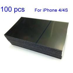 Original for iPhone 4 4S LCD Polarizer Film 100pcs/lot