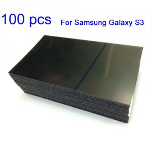 For Samsung Galaxy S3 LCD Polarizer Film 100pcs/lot