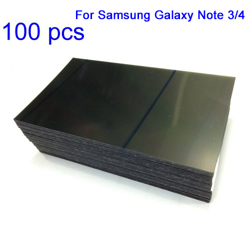 For Samsung Galaxy Note 3/4 LCD Polarizer Film 100pcs/lot