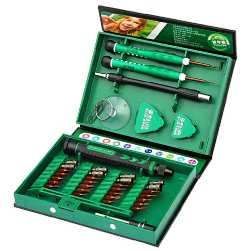 38 in 1 Cell Phone Repair Tool Kit -LA613318