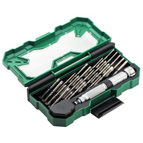 30 in 1 Aluminum Precision Screwdriver -LA613130