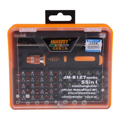 53 In 1 Screwdriver Kits for Apple Devices /Jakemy -JM-8127