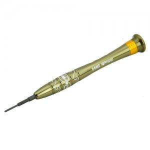 BEST 668S PH000 Brown Aluminium Screwdriver