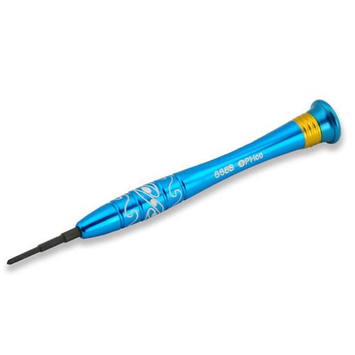 BEST 668S PH00 Blue Aluminium Screwdriver