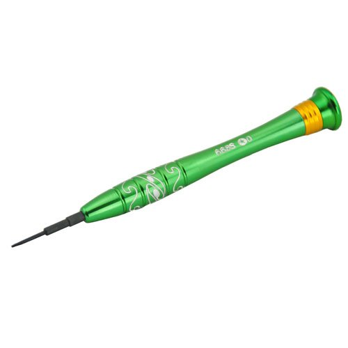 BEST 668S 0.8 Pentalobe Green Aluminium Screwdriver