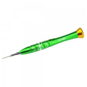 BEST 668 0.8 Pentalobe Green Aluminium Screwdriver