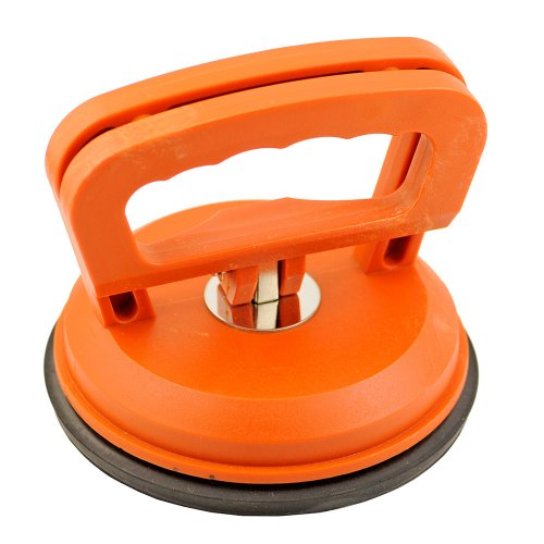 Plastic Single 2.4-inch Heavy-Duty Suction Cup for Repair