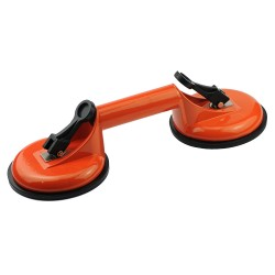 Twin-head 5-inch Heavy-Duty Suction Cup for Repair