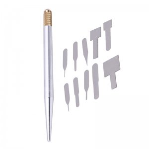 IC Chip Repair Thin Blade Tool CPU Remover Burin To Remove iPhone Processors NAND Flash From Mainboard For BGA Product