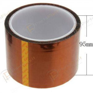 3300mm x 95mm High Temperature Heat Resistant Kapton Tape Polyimide